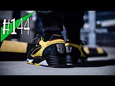 "#144 – BAIT x Transformers x Diadora S8000 ""Bumblebee"" – Review/on feet – sneakerkult"