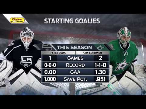 Oct.20/2016   Los Angeles Kings - Dallas Stars