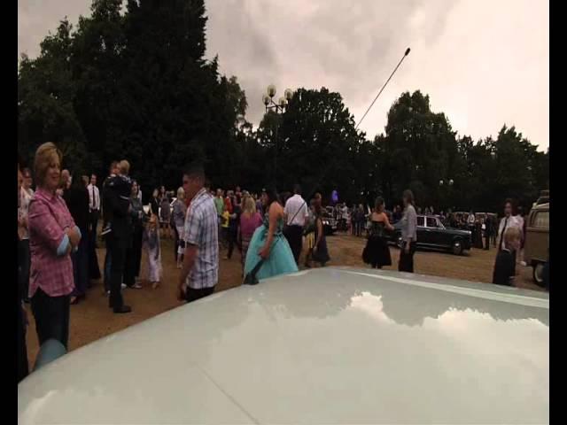 prom arrivals The Nicholas Hamond Academy 2013
