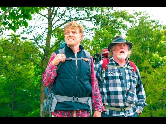 ロバート・レッドフォードとニック・ノルティのコンビが印象的!映画『ロング・トレイル!』予告編