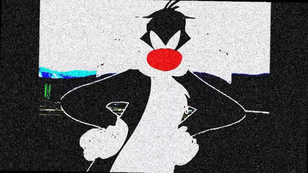 angry sylvester - YouTube