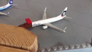 KSAN airport update