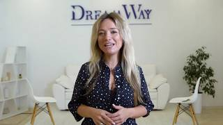 "Vladislava Barina - founder and CEO of event holding ""Dream Way""G"