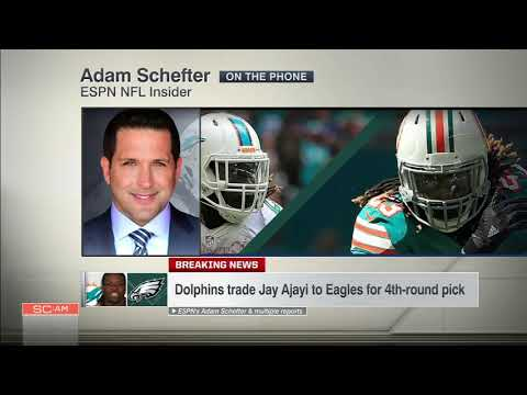 What's up today -  Eagles acquire Jay Ajayi from Dolphins!