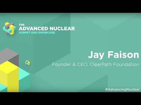 Jay Faison: Telling a better nuclear story