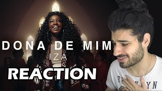 Baixar IZA - Dona de Mim (REACTION) | Reação e comentários