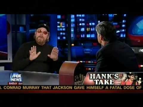 Hank Williams Jr. & Sean Hannity discuss Hitler analogy