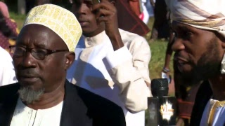 Live: Swala ya Eid ul-Fitr 2018