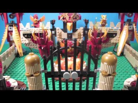 LEGO Chima episode 54 - The Wrath of Sir Fangar.wmv