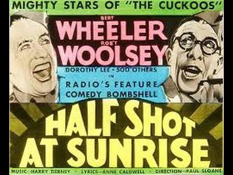 Half Shot at Sunrise [1930] Paul Sloane