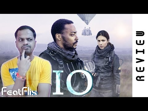IO (2019) Netflix  Adventure, Drama, Romance Movie Review In Hindi | FeatFlix