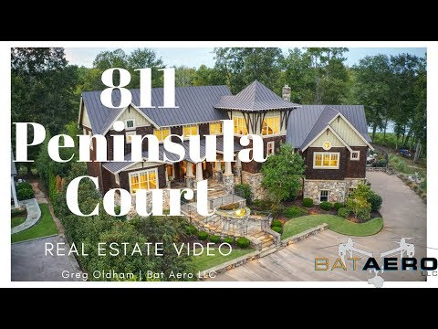 Real Estate Video - Augusta:   811 Peninsula Court, Presented By Greg Oldham