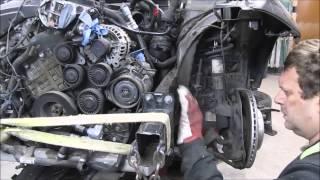 BMW Cupe. Body repair. Ремонт кузова.(, 2015-02-19T16:10:57.000Z)