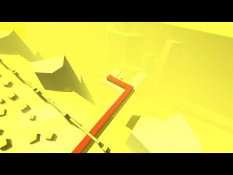 Линия танца:Прохождение пустыни electro remix с секретной концовкой