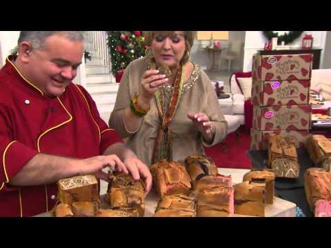 Paleo Carolyn's Holiday Fruit Bread
