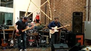 Blue Ghost - Live at Fullsteam Brewery - 'Riot in Cellblock #9'