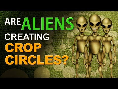 Crop Circles Decoded - The Secret Revealed