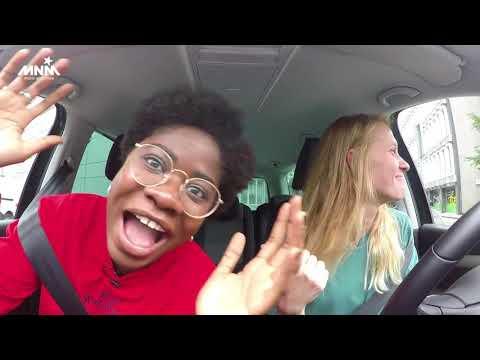 MNM: Carpool Karaoke met Coely
