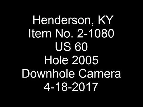 2017-04-18 Henderson US 60 Hole 2005 Downhole