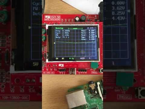 RPi 0-10v Analog output