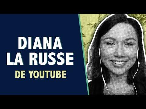 Le russe facile avec Diana, votre professeur de russe - Interview