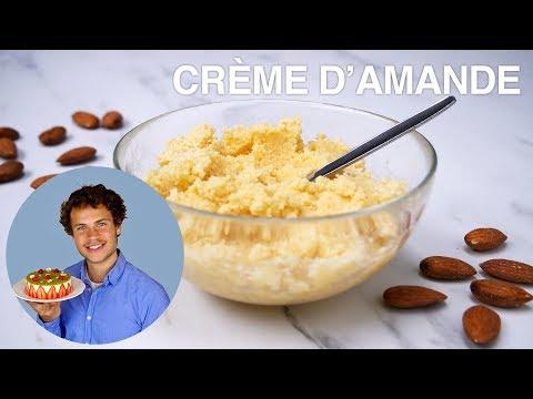 recette-de-la-crÈme-d'amande-(cap-pÂtissier)
