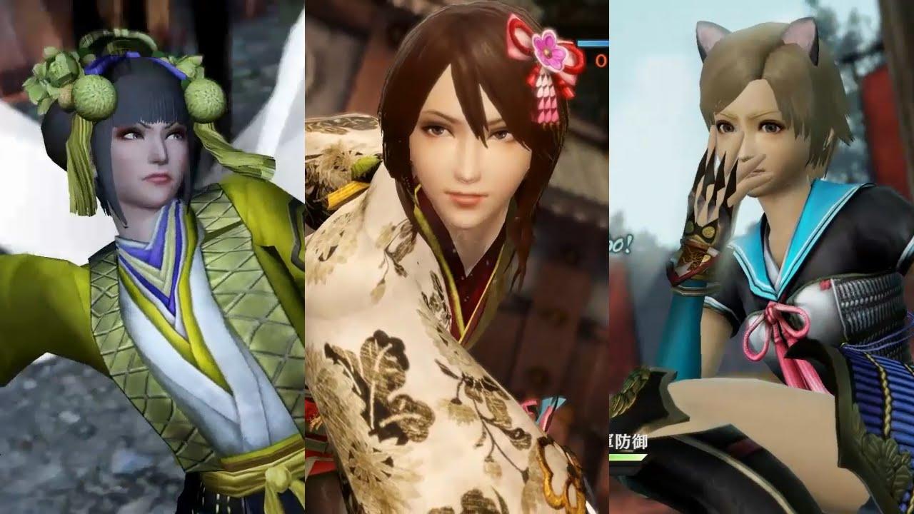 戦国無双4Empires Samurai Warri...