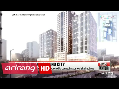 Seoul's underground city to be built by 2025