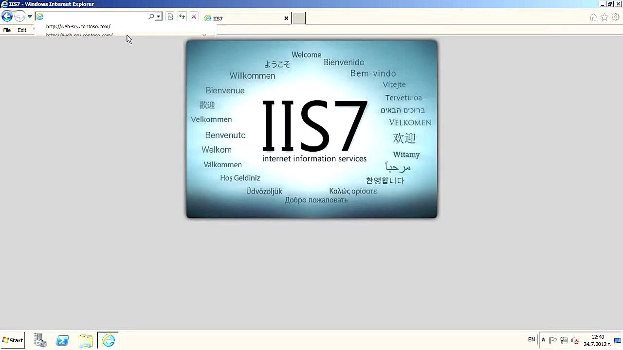How to create a self signed certificate in iis7 youtube how to create a self signed certificate in iis7 xflitez Images