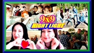 9X9 NIGHT LIGHT MV REACTION First Impression.mp3