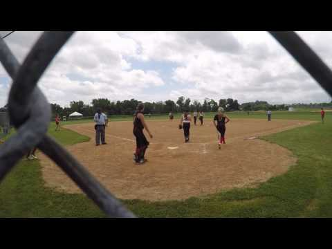 Andrea Johnson Home Run Xtreme Dimension