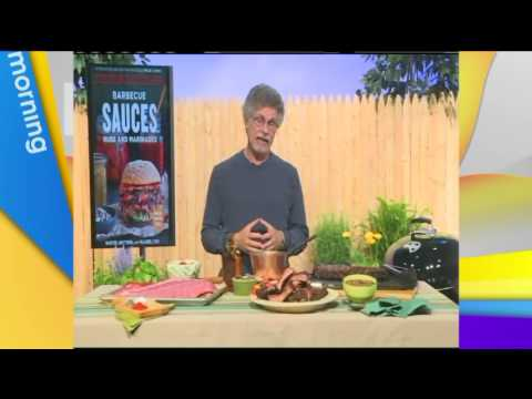 Steve Raichlen shares his go to BBQ sauces and Marinades