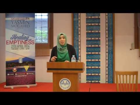 Healing the Emptiness - By: Yasmin Mogahed (English Version Only)