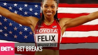Allyson Felix Becomes The Most Decorated Woman In Olympic Track History