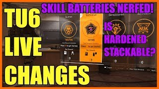 The Division 2 | TU6 is Live | New Changes