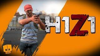H1Z1 GAMEPLAY ZUEIRA EDUCANDO OS GRINGOS (Português PT-BR CanaldoJoni)
