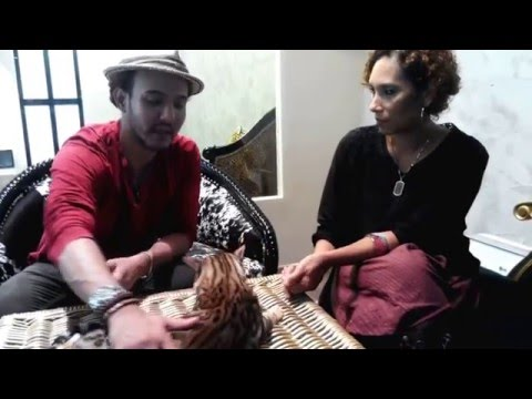 AA with Bengal Cat expert , Alfred Khan @ Designer Bengal Singapore. (Part 3)