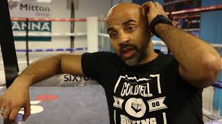 DAVE COLDWELL ON TONY BELLEW v DAVID HAYE 2, McDONNELL v INOUE & CANELO 'CONTAMINATED MEAT' SAGA
