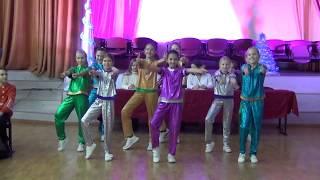 Танец '' Прыгай ''  под песню Open Kids