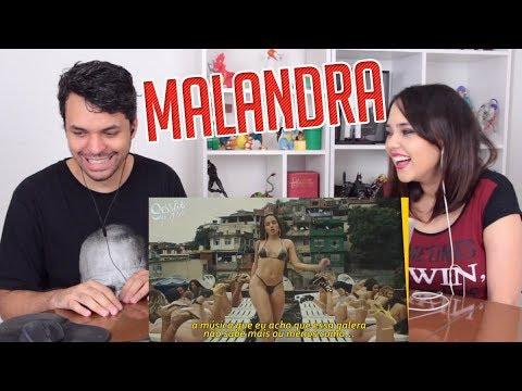 REACT Vai Malandra - Anitta (SESSÃO DA TARDE)