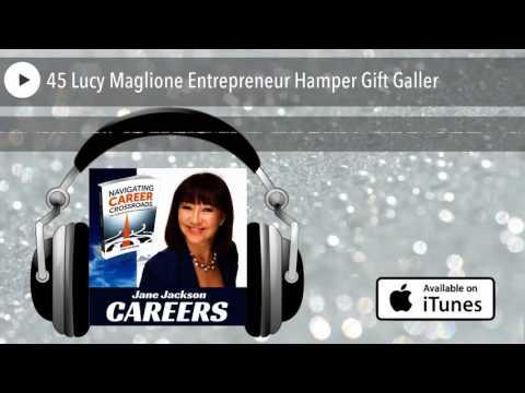 45 Lucy Maglione Entrepreneur Hamper Gift Galler