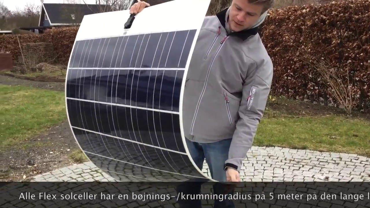 solpanel tilslutning til rv