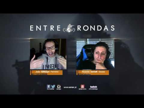 """""""Entre Rondas #17"""": Ricardo 'zorlaK' Sousa - Parte III"""