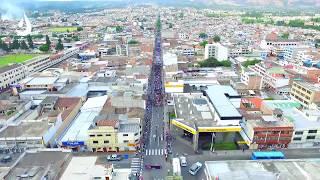 Desfile Cívico por los 411 años de fundación española de la Villa de San Miguel De Ibarra!