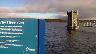 Draw Off Tower - Lower Vartry Reservoir