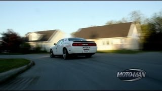 Dodge Challenger Targa Race Car Videos