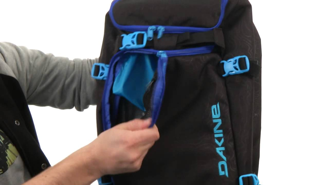 Dakine DLX Cargo Pack 55L SKU 8351092 - YouTube 39ec8b8696