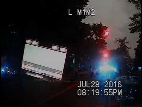 Dash Camera Video of the Chicago Police killing Paul O'Neal Cam #4