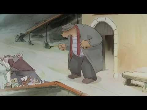 ERNEST & CELESTINE – Trailer HD (Deutsch, 2012) - ANIch