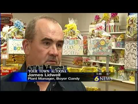 Boyer Candy Supplying Altoona's Sweet Tooth For Decades